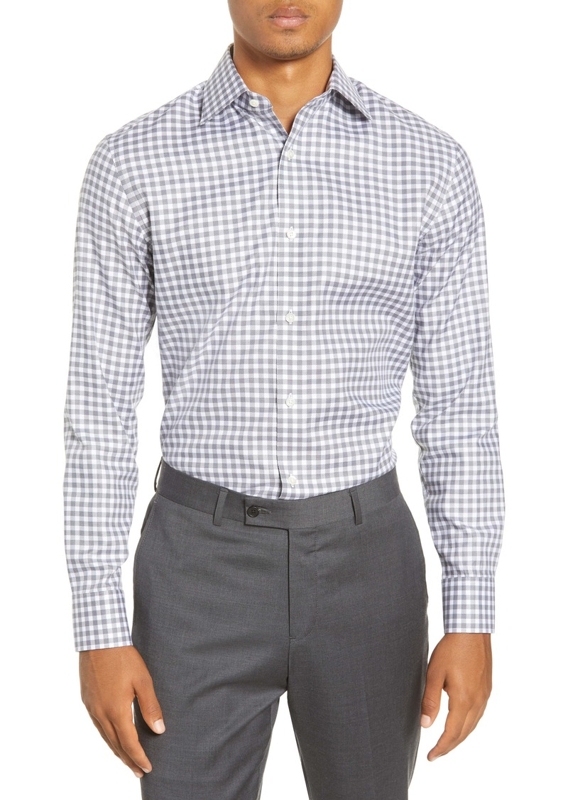 Bonobos Slim Fit Check Dress Shirt
