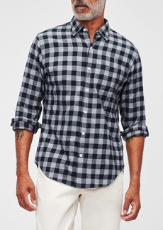Bonobos Slim Fit Check Flannel Button-Up Shirt