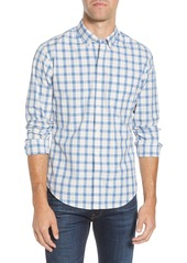 Bonobos Slim Fit Check Washed Button-Down Sport Shirt
