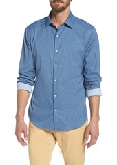 Bonobos Slim Fit Dot Performance Shirt