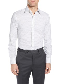 Bonobos Slim Fit Dot Print Dress Shirt