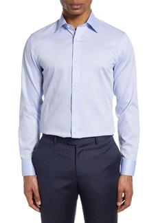 Bonobos Slim Fit Dot Print Dress Shirt