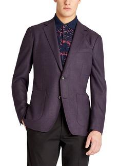 Bonobos Slim Fit Fashion Unconstructed Wool Blazer