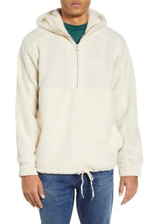 Bonobos Slim Fit Fleece Half Zip Hoodie
