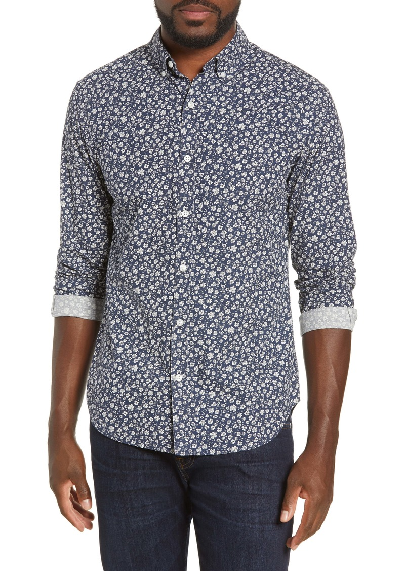 Bonobos Slim Fit Floral Button-Down Shirt