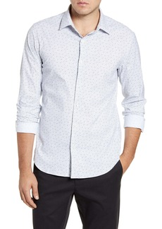 Bonobos Slim Fit Floral Button-Up Performance Shirt