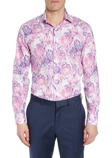 Bonobos Slim Fit Floral Print Dress Shirt
