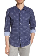 Bonobos Slim Fit Floral Tech Shirt