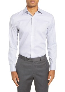 Bonobos Slim Fit Geo Print Dress Shirt