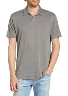 Bonobos Slim Fit Johnny Collar Short Sleeve Linen Polo