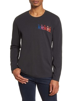 Bonobos Slim Fit Jump Ski Long Sleeve T-Shirt