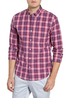 Bonobos Slim Fit Plaid Button-Down Shirt