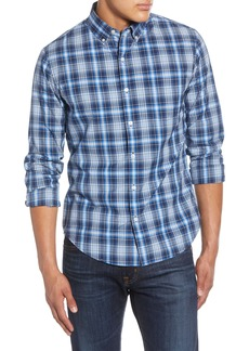 Bonobos Slim Fit Plaid Button-Down Sport Shirt