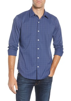 Bonobos Slim Fit Plaid Performance Sport Shirt
