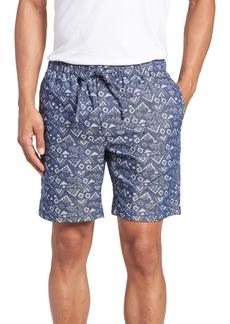 Bonobos Slim Fit Print Beach Shorts