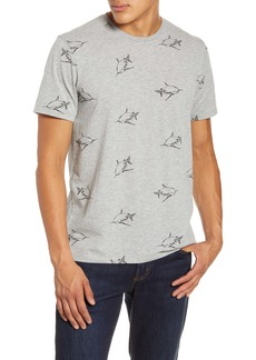 Bonobos Slim Fit Shark Toss T-Shirt