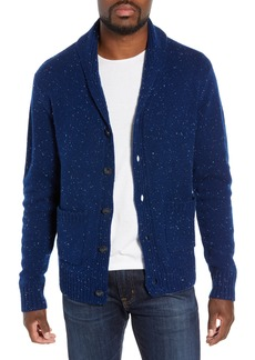 Bonobos Slim Fit Shawl Collar Cashmere Cardigan