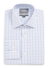 Bonobos Clayton Slim Fit Stretch Check Dress Shirt
