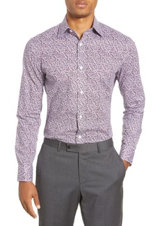 Bonobos Slim Fit Stretch Floral Dress Shirt