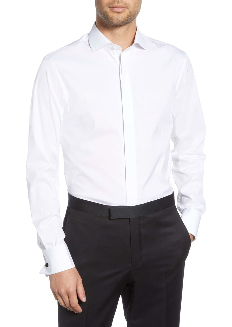 Bonobos Slim Fit Stretch Tuxedo Shirt