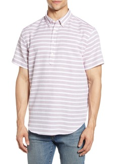 Bonobos Slim Fit Stripe Popover Shirt