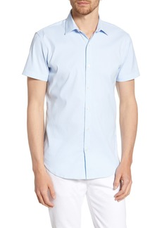 Bonobos Slim Fit Stripe Tech Shirt