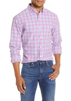 Bonobos Slim Fit Summerweight Check Shirt