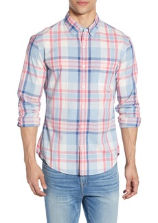 Bonobos Slim Fit Summerweight Plaid Shirt