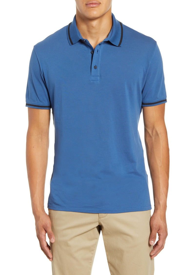 Bonobos Slim Fit Tipped Piqué Polo