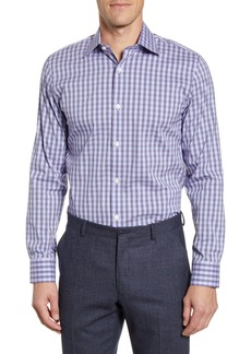 Bonobos Somerville Trim Fit Plaid Dress Shirt