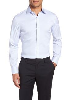 Bonobos Soundview Slim Fit Stretch Check Dress Shirt