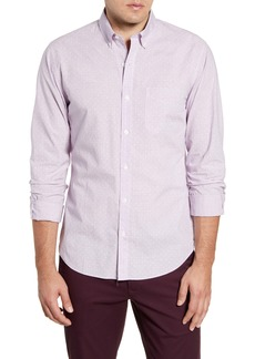 Bonobos Summer Weight Slim Fit Dot Sport Shirt