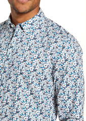 Bonobos Summer Weight Slim Fit Floral Shirt