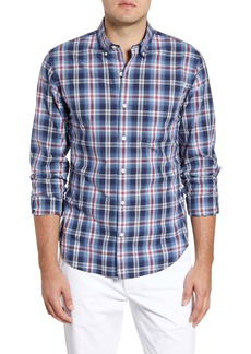Bonobos Summer Weight Slim Fit Plaid Shirt