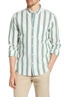 Bonobos Summer Weight Stripe Slim Fit Shirt