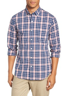 Bonobos Summerweight Slim Fit Check Sport Shirt