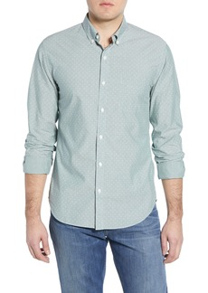 Bonobos Summerweight Slim Fit Dot Sport Shirt