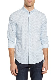 Bonobos Summerweight Slim Fit Floral Button-Down Shirt