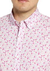Bonobos Summerweight Slim Fit Floral Print Button-Down Shirt