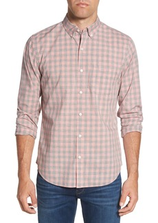 Bonobos Summerweight Slim Fit Gingham Shirt