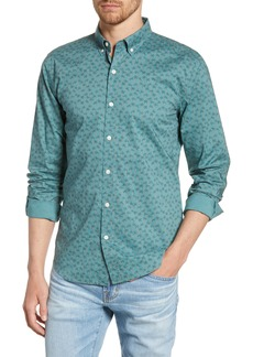 Bonobos Summerweight Slim Fit Palm Shirt