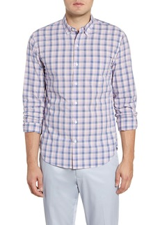Bonobos Summerweight Slim Fit Plaid Button-Down Shirt