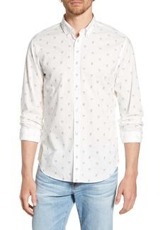 Bonobos Summerweight Slim Fit Print Shirt