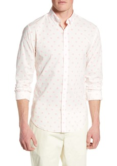 Bonobos Summerweight Slim Fit Print Shirt