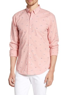 Bonobos Summerweight Slim Fit Shark Shirt