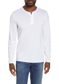 Bonobos Superfine Cotton Blend Long Sleeve Henley