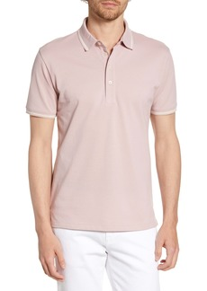 Bonobos Superfine Slim Fit Tipped Piqué Polo