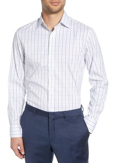 Bonobos Surfside Slim Fit Stretch Check Dress Shirt
