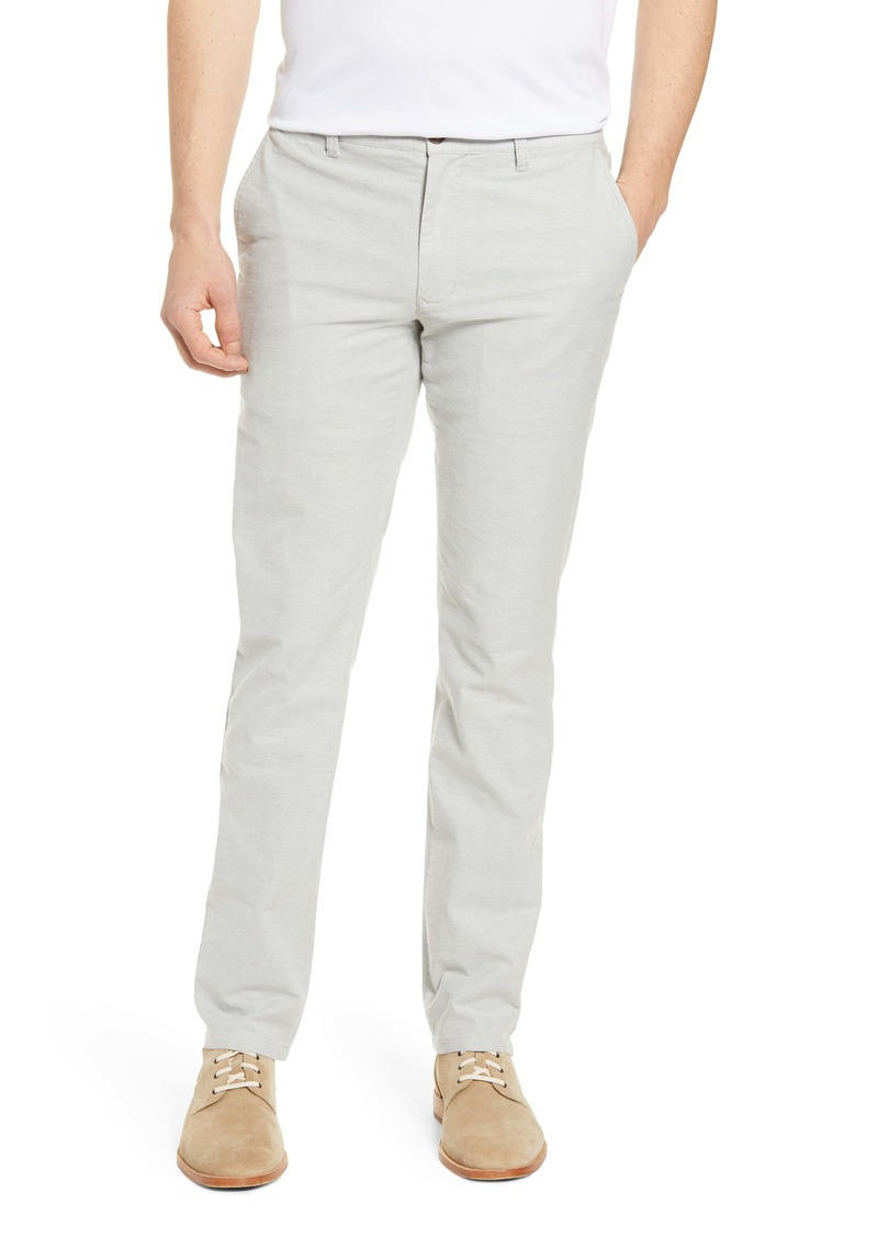 Bonobos Tailored Fit Oxford Stretch Chinos