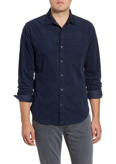 Bonobos The Cord Slim Fit Corduroy Button-Up Shirt